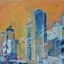 New York le port. Michele Sardain