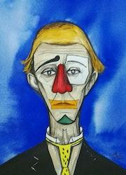Le clown triste. Mimi