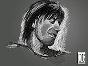 Portrait digital - Aubert.