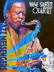 Wayne Shorter (jazz man). Atelier Lenoble