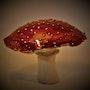 Ceramic Fungi (Bale). Straiph Wilson