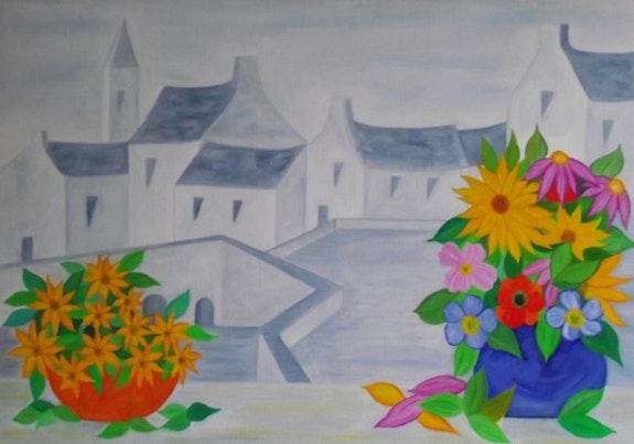 Fleurs de Bretagne (2). Gerard Flohic Gerard Flohic