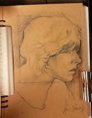 Petit exercice 4. Forangeart F. Baldinotti Peintre De l'air