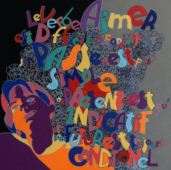 Conjuguer Le Verbe Aimer Page 2 Pbk Painters Artists