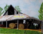 Stuber Barn, Southern View, St. Joseph, Missouri. Rich Berry