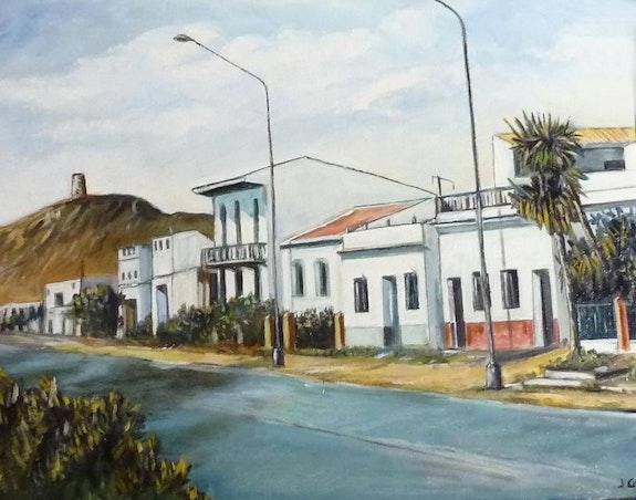 El Morche, Málaga, Spain, década de los 60'. J. Guerra Juan Guerra