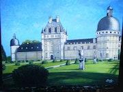 Le Château de gay-pean en Touraine.