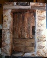 La porte sans clef. Magda Art