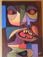 La confusion maquiavelica. Maurice Weber