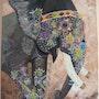Parade de l'éléphant. Dany Iglesias