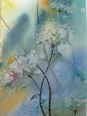 Fleurs de neige. Chantal Strey