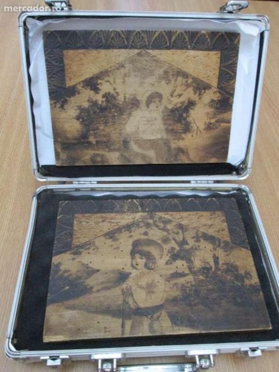 Die seltenen Kunstwerk aus 1800.  Johannes