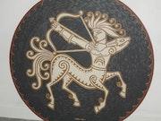 Le centaure grec. Dominick Crochemore