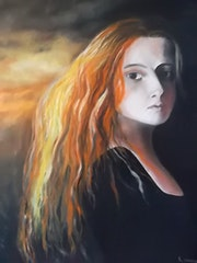Un regard. Françoise Alice Gandibleux