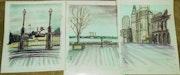 New Orleans Triptych. Martha Harrell