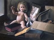 La poupée de Lise. Jean Gavard