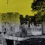 Herbignac, le château de Ranrouet. Jean Renier