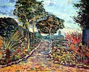 Camí de l'horta d'Ardenya.