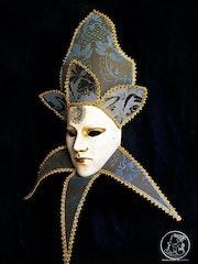 Arlequin. Mascaras De Papel