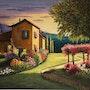 Villa en Italie. Mariana Flores