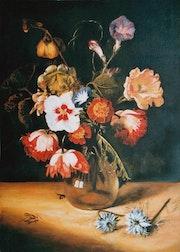 Bouquet de fleur. Sandrine Chastel