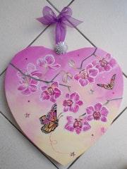 Coeur d'Orchidées.