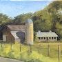 Priestford Rd Farm. Arts d'tryon Studio