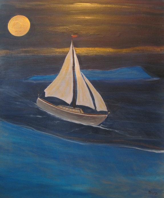 Stillness of the night. Paul Cullingham Paul Cullingham