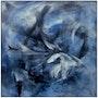 Bleu Ciel de Mer (Sky blue sea). Davidian Gotis