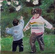 La joie de l'enfance.