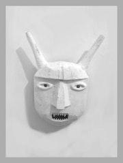 Máscara. Jorge Garnica
