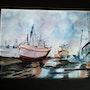 Cimetiere Maritime. Karine Foucaud