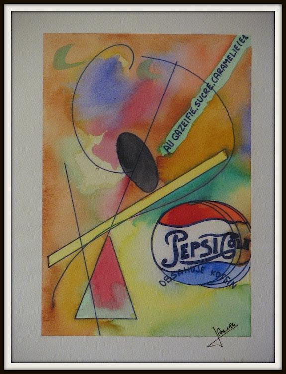 «Marca comprimida». Joan Pascuti Joan Pascuti