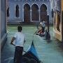 Venise et ses canaux. Chantal Charroux
