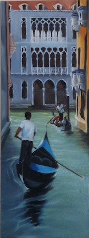 Venise et ses canaux.