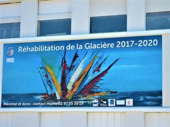 Glaciére Municipale d'Etel (Morbihan). Yves Ferrec Yves Ferrec