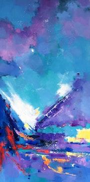 Chaos abstract 200. Jingshen You