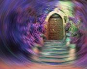 Par la porte dérobée. Marie Carteron