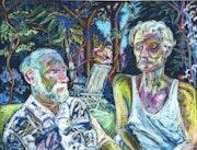 «Die Malerfreunde». Lethan
