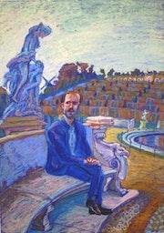 «Porträt Oliver Pfützenreuter».