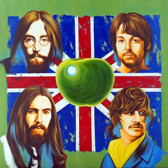 The Beatles. Hector Monroy Monrock