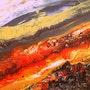 El Teide. Lyne Le Grand