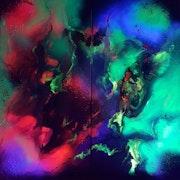 Galaxie 5-lumière noire-Dyptique.