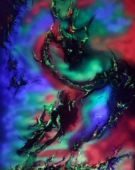 Au pays du Dragon 2-lumière noire. Susanna Massa Susanna Massa