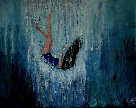 Splash. Emmanuelle Hildebert Emmanuelle Hildebert
