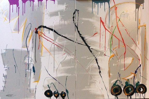 Points de suspensions. Gabriel Campanozzi L'atelier Gc
