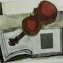 Le livre et le violon. Luc Terrail