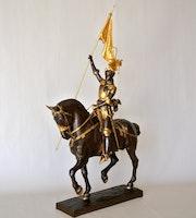 Jeanne d'Arc. Marc Menzoyan Antiquités