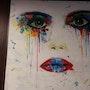 Larmes d'émotion. Esther Pardo Ballester / Eart