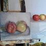 Dos manzanas. Torres